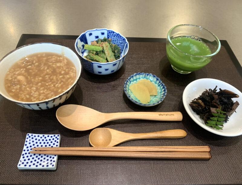 マクロビ教室の料理