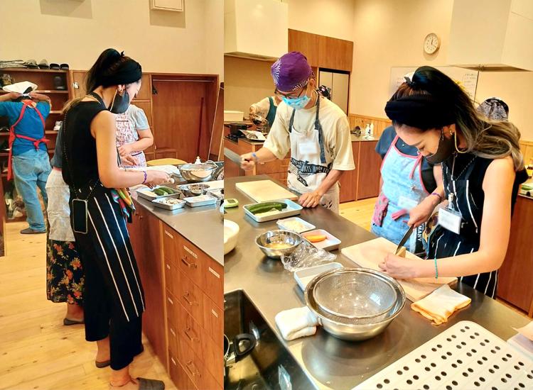 マクロビ料理教室